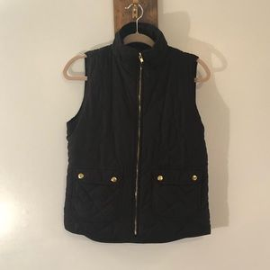 Quilted vest by Blue Rain, Size small